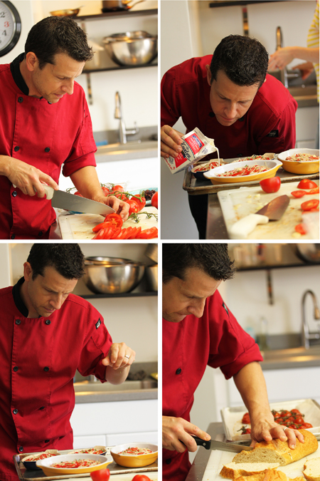 Paul McCullough Cookbook Photo Shoot 4