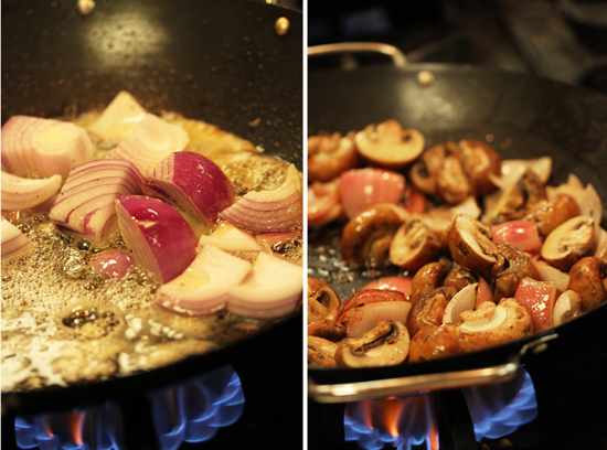 Riesling Chicken & Mushroom Casserole 3