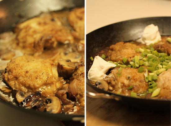 Riesling Chicken & Mushroom Casserole 4