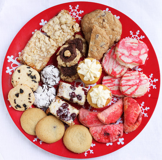 Post image for Happy Holidays Cookie Exchange Party 2012 ~  From Grace-Marie's Kitchen at Bristol Farms