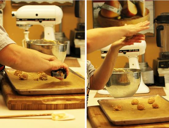Hazelnut  Cookies 1