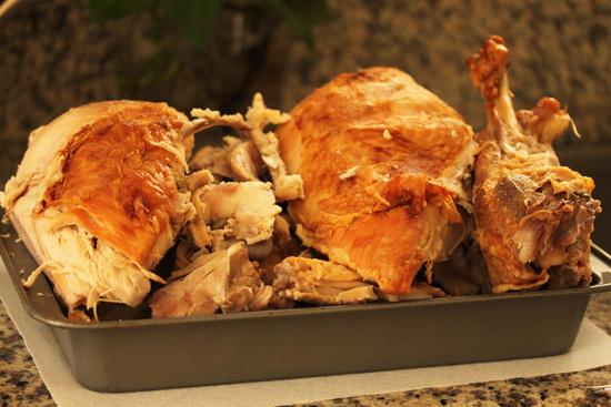 Turkey Rice Soup 1