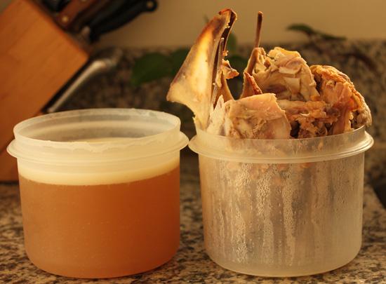 Turkey Rice Soup 2