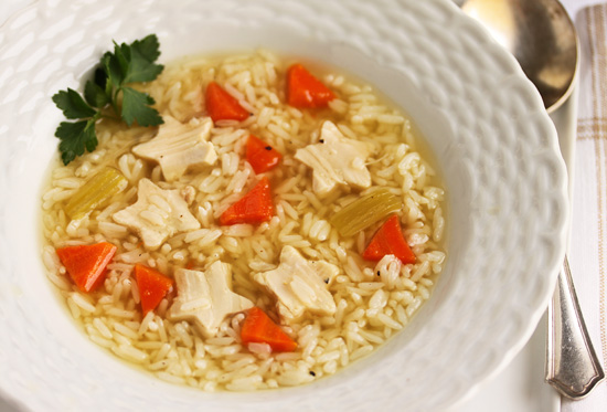 Turkey Rice Soup 4