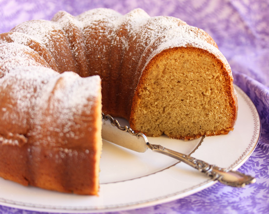 Post image for Port Wine Pudding Cake