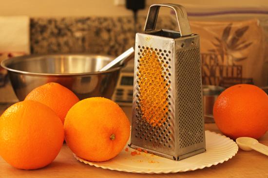 Orange Almond Biscotti  10