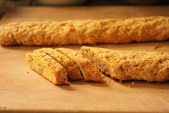 Orange Almond Biscotti  17