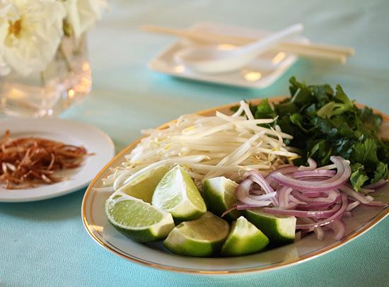Thai Curry Chicken Noodle Soup 2