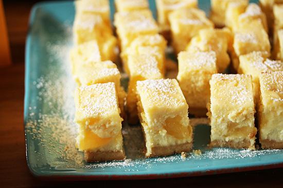 Lemon Swirl Cheesecake 5