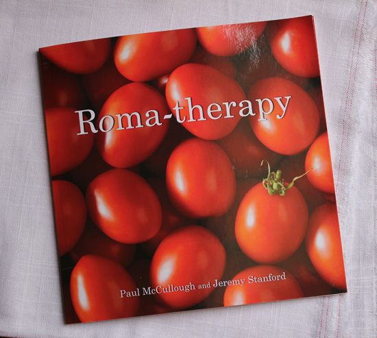 Post image for Chef Paul McCullough's Cookbook… Roma-therapy