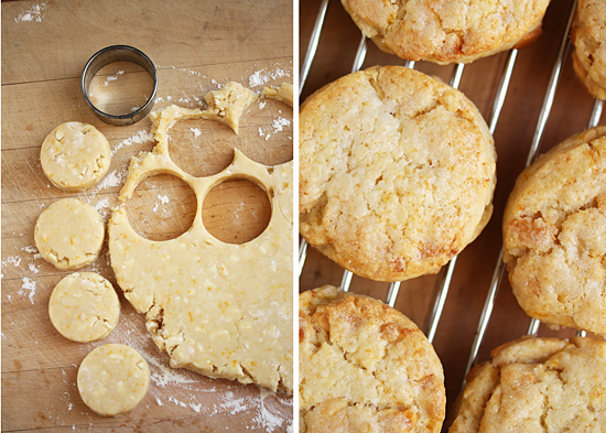 White Chocolate Orange Scones 6