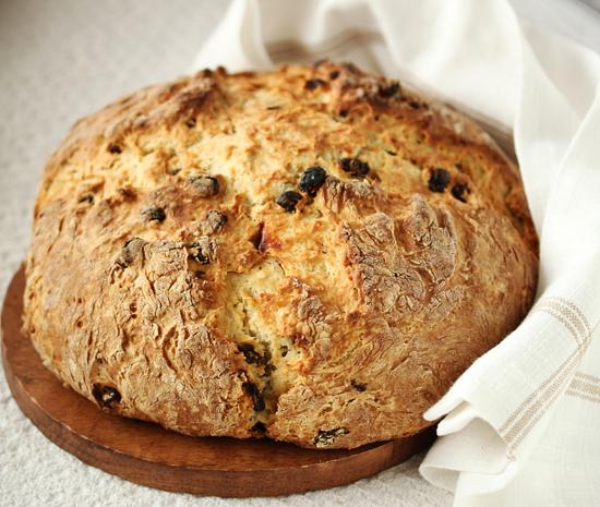 Post image for Irish Soda Bread for St. Patrick's Day