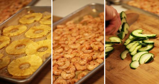 Shrimp Pineapple Salad 2