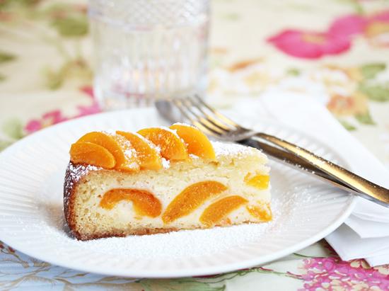 Springtime Apricot Cake 4