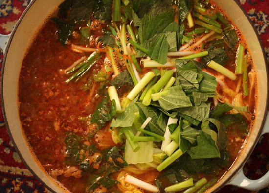 Gamjatang ~ Korean Pork Bone & Potato Soup 5