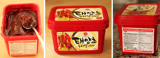 Korean Hot Pepper Paste (Gochujang)