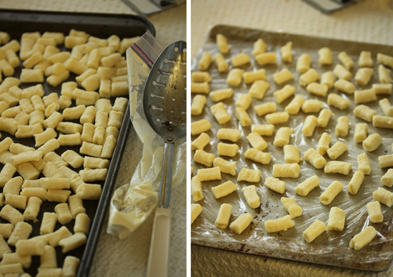 Ricotta Parmesan Gnocchi with Brown Butter Broccoli 4