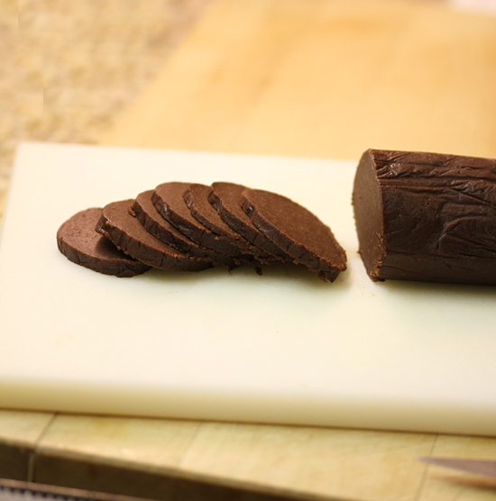 Chocolate Wafer Cookies 2