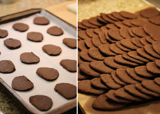 Chocolate Wafer Cookies 3