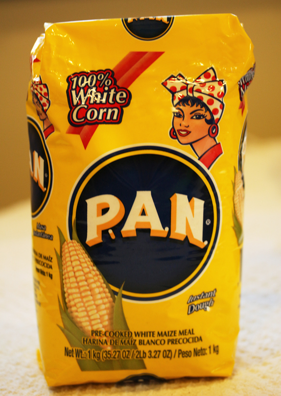Arepas ~ Venezuelian Corn Flour Flatbreads 2