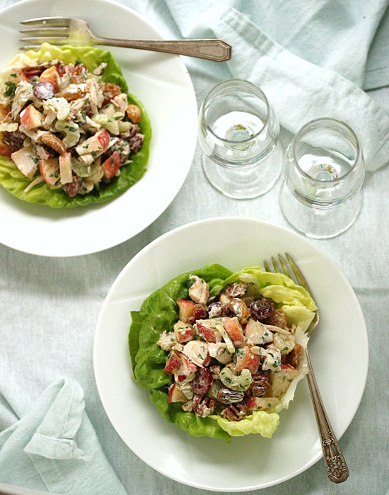 Post image for Waldorf Turkey Salad