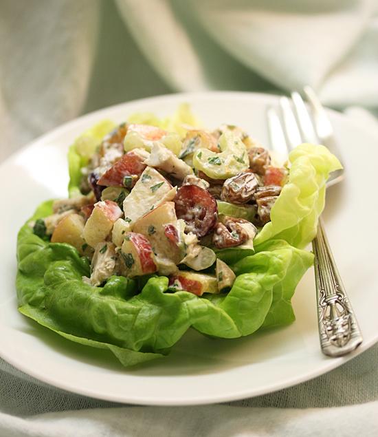Waldorf Turkey Salad 2.1