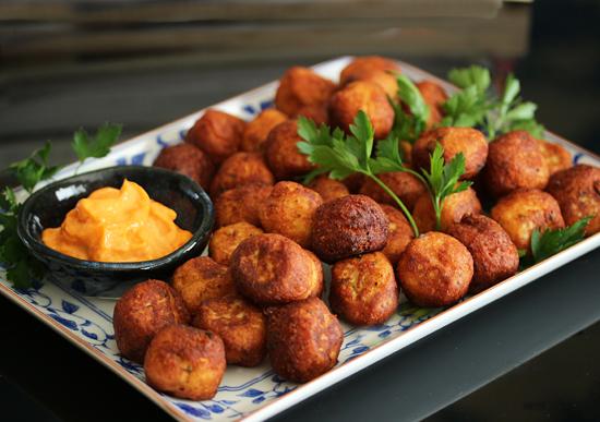 Pecorino Potato Pops 5