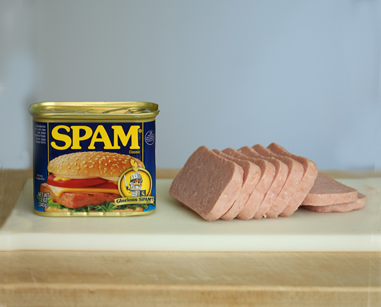 Hawaiian SPAM Musubi 2