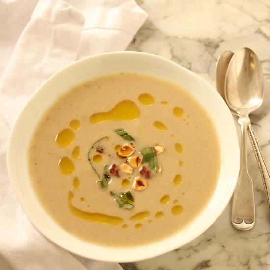 Jerusalem Artichoke Soup 4